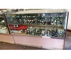 Used showcases
