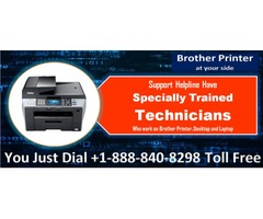 Brother Printer Support |+1-888-840-8298| toll free Number