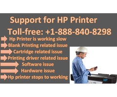Support for HP Printer  +1-888-840-8298  Customer Number