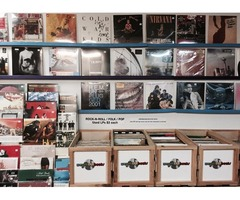 Vinyl Records Wanted (We Sell Them Too!)
