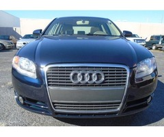 2006 Audi A 4 2.0 TURBO LIKE NEW, CLEAN CAR FAX, ONE OWNER