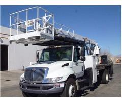 2012 International 4300 Altec LS63 Sign Crane