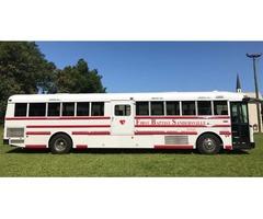 42 PASSENGER THOMAS BUILT TOUR BUS