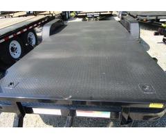 2017 Big Tex Tandem Axle Steel Car Hauler 7'x18'