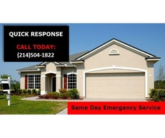 24/7 Emergency Garage Door Repair Rowlett, Texas