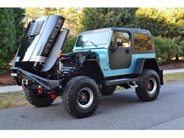 1990 jeep wrangler | Edition, Photo, Specs