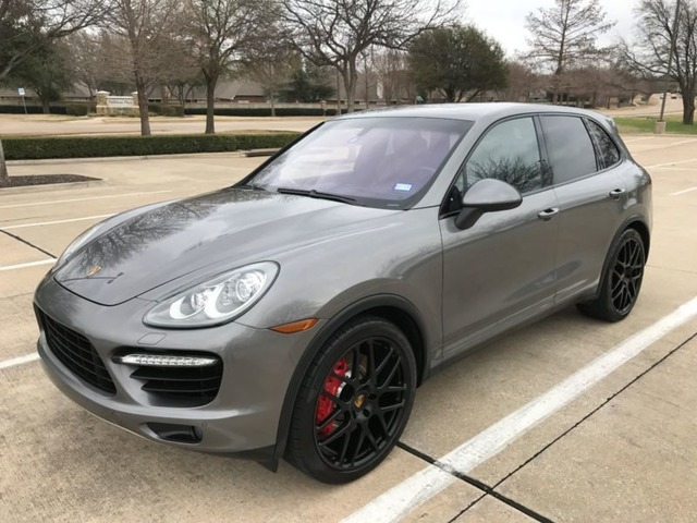 2011 Porsche Cayenne Turbo - Sports Cars - Chico - Texas ...