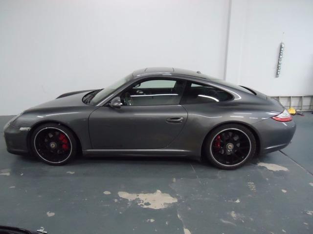 2011 Porsche 911 GTS 2 Door Coupe