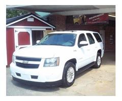 2008 Chevrolet Tahoe Hybrid