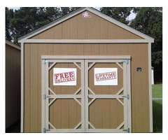 12x16 Cook Portable Shed $148/mo Rent-to-Own