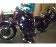 1993 883 Harley Davidson sportster