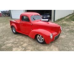1941 Willys Pickup Custom