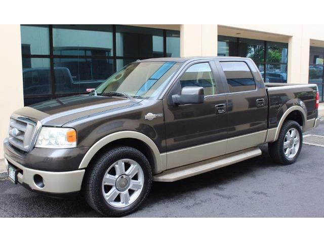2007 ford f150 king ranch - trucks & commercial vehicles - waipahu