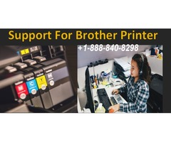 Support for Brother Printer