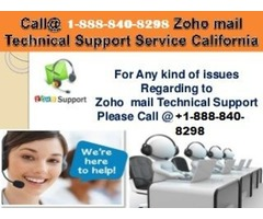 Zohomail Support Number