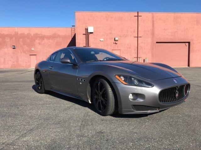 2009 Maserati Gran Turismo S Coupe 2 Door