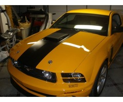 2007 Ford Mustang SaleenParnelli Jones