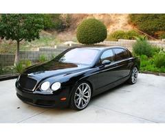 2006 Bentley Continental Flying Spur 4 Door Sedan