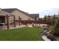 Fencing, concrete, landscape, hardscape, all your outdoor needs