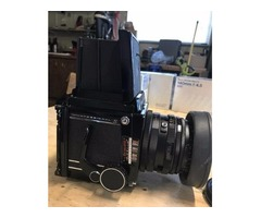 MAMIYA Series Camera Equipment