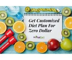 Get in Killer Shape in Just Two Weeks - Herbalcart FREE Diet plan