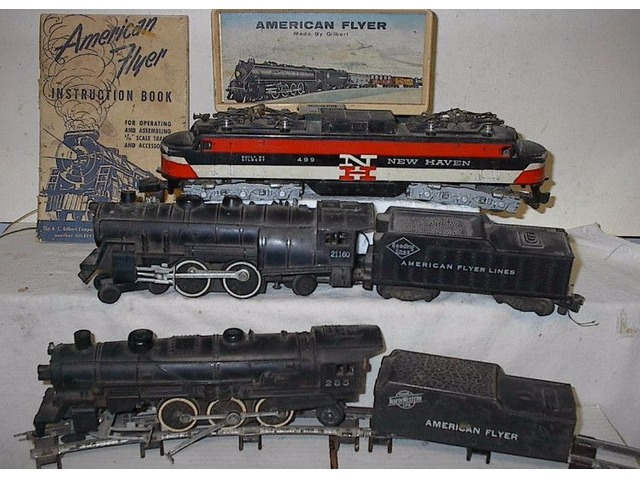 Lionel, AM  Flyer, MARX, K-Line Any Toy Trains Wanted - Toys