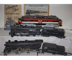 Lionel, AM. Flyer, MARX, K-Line Any Toy Trains Wanted