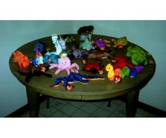 Ty Retired Beanie Baby Aquatic Animals