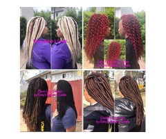Hair braiding at its finest and best prices at all times
