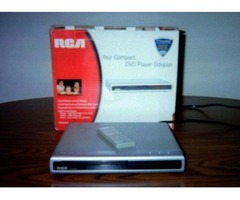 RCA Compact DVD Player