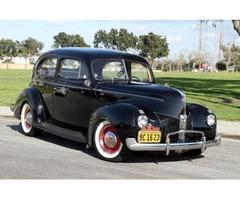 1940 Ford Standard Tudor Stock