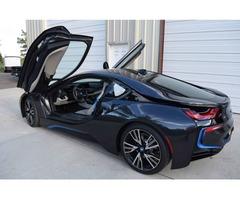 2014 BMW i8 Base Coupe 2-Door