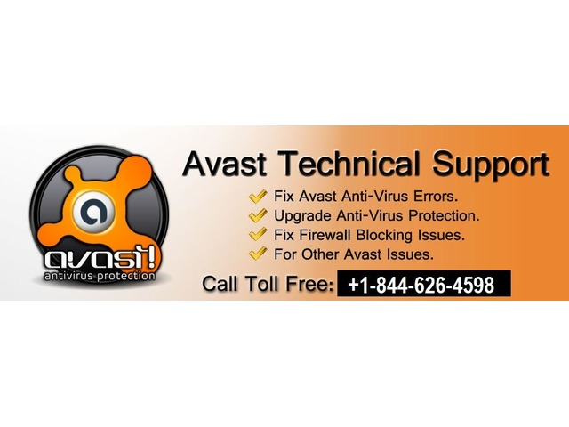 avast tech support phone number
