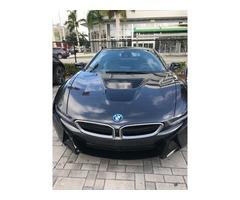 2015 BMW i8 Base Coupe 2-Door