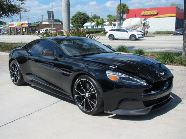 Great 2014 Aston Martin Vanquish Coupe 2 Door