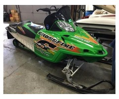 Quality Pre-Owned Arctic Cat Crossfire 600 Snow Pro - $2995