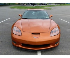 2007 Chevrolet Corvette Z06 Coupe 2-Door
