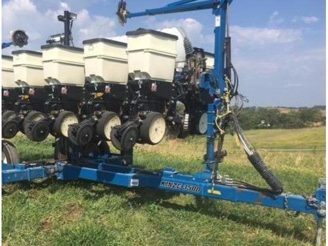 2014 Kinze 3500 Planter For Sale Farm Equipment De Kalb