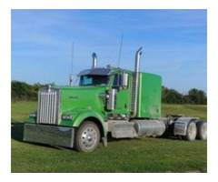 2009 Kenworth W900L For Sale