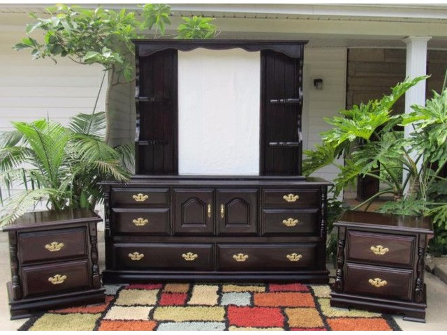 Dresser Set Home Furniture Garden Supplies Nicholasville Kentucky Announcement 78532
