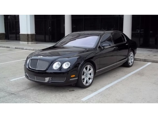Bentley 4 door