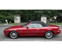 1997 Aston Martin DB7 Volante Convertible 2-Door