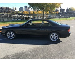 1997 BMW 8-Series  Low Miles, 840CI