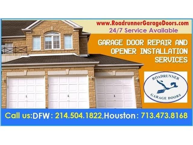247 Garage Door Repair Service In Rowlett Household Domestic