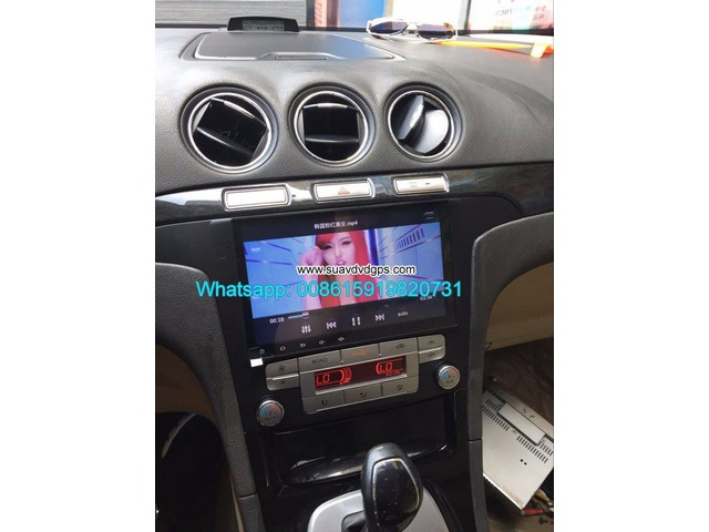 Ford S-Max car update audio radio android wifi GPS camera | free-classifieds-usa.com