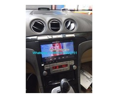 Ford S-Max car update audio radio android wifi GPS camera