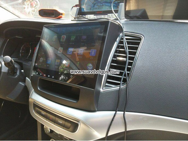 Geely Vision 15-17 car radio update android wifi GPS camera | free-classifieds-usa.com