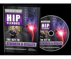 New Discovery Reveals How To Relief Hip Pain Completely!