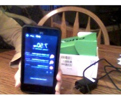 Cricket smart phone